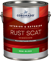Augusta Paint & Decorating Rust Scat Polyurethane Enamel is a rust-preventative coating that delivers exceptional hardness and durability. Formulated with a urethane-modified alkyd resin, it can be applied to interior or exterior ferrous or non-ferrous metals. (Not intended for use over galvanized metal.)boom