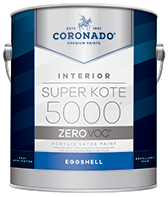 Augusta Paint & Decorating Super Kote 5000 Zero is designed to meet the most stringent VOC regulations, while still facilitating a smooth, fast production process. With excellent hide and leveling, this professional product delivers a high-quality finish.boom