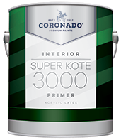 Augusta Paint & Decorating Super Kote 3000 Primer is an easy-to-apply primer optimized for high productivity jobs. Super Kote 3000 is ideal for use in rental properties. This high-hiding, fast-drying primer provides a strong foundation for interior drywall and cured plaster and can be topcoated with latex or oil-based paint.boom