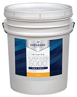 Augusta Paint & Decorating Super Kote 5000 Dry Fall Coatings are designed for spray application to interior ceilings, walls, and structural members in commercial and institutional buildings. The overspray dries to a dust before reaching the floor.boom